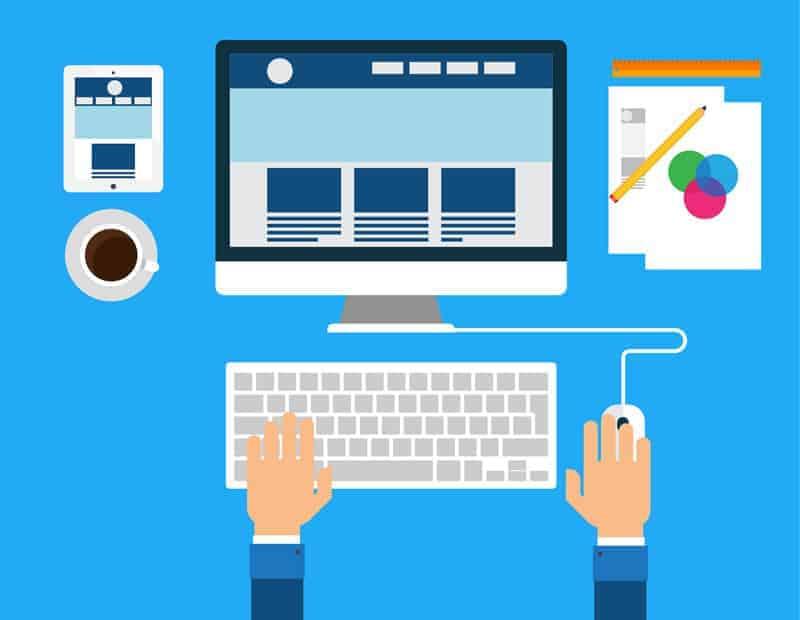 O que é preciso para ter um site?
