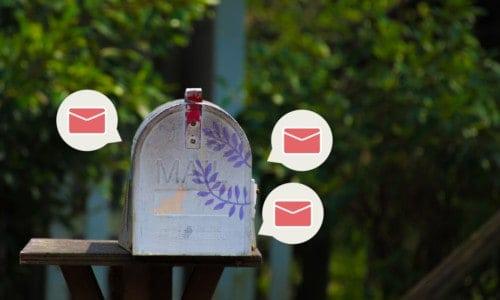 Lista qualificada de e-mails: e-mail marketing